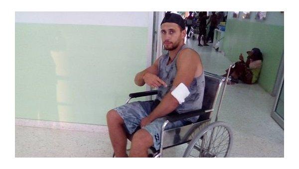 ВТаиланде местный матрос напал сножом наукраинского туриста
