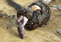 Питон и кобра убили друг друга во время схватки