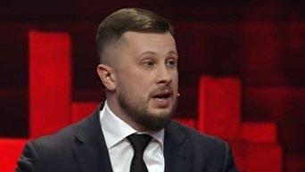 Андрей Билецкий о Национальных дружинах. Видео