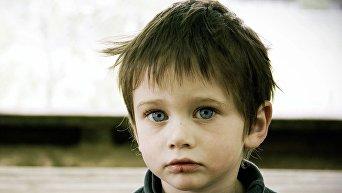 Мальчик из детдома