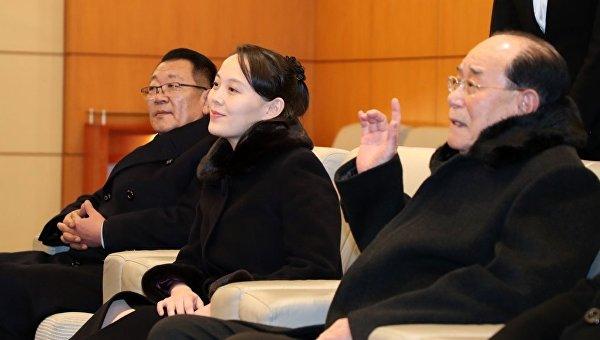 Ким Ё Чжон – сестра северокорейского лидера Ким Чен Ына