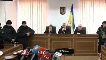 Суд рассматривает дело об убийстве Олеся Бузины