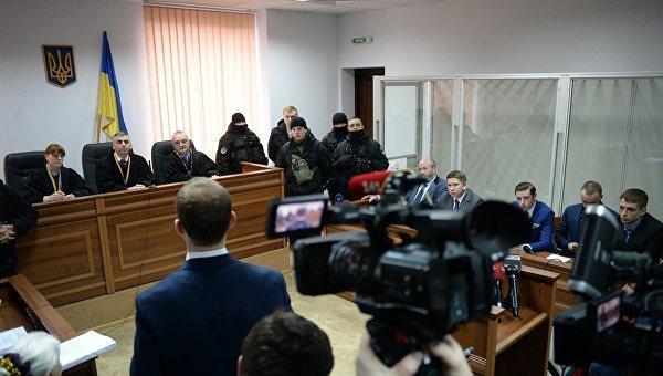 Суд вКиеве перенес предварительное совещание поделу обубийстве Бузины