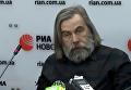 Погребинский о попытке поджога Десятинной церкви в Киеве. Видео