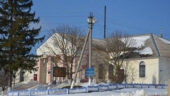 Сельсовет в Обжилом Одесской области