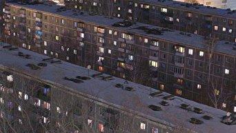 Хрущевки Киева