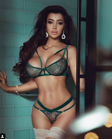 Популярная актриса фильмов для взрослых Хлоя Хан