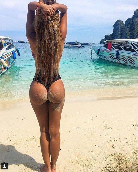 Модель Паула. Мисс Перу-2014
