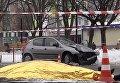 Автомобиль Peugeot сбил двух человек в Белой Церкви
