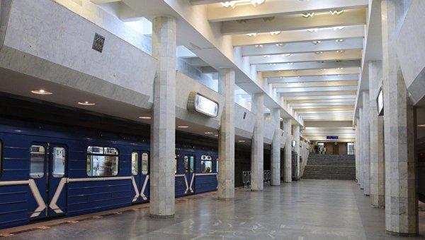 Станция метро Научная в Харькове