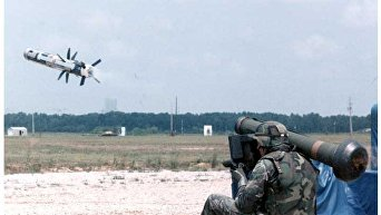 Противотанковый ракетный комплекс Javelin
