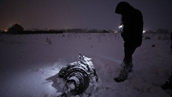 Ан-148 авиакатастрофа крушение