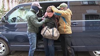 ФСБ России задержала в Симферополе гражданина Украины по подозрению в шпионаже