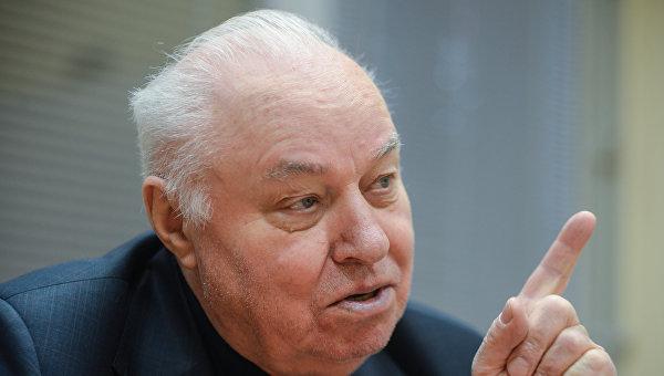Ветеран МВД Александр Ищенко