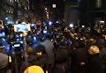 Появились кадры столкновений под АП. Видео