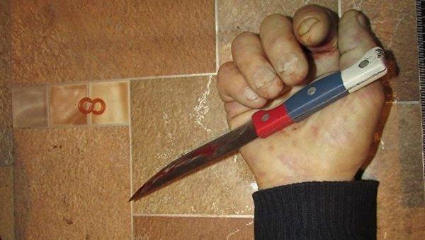 Убийство мужчины под Киевом