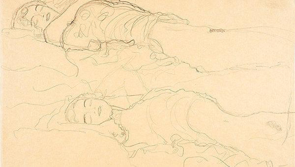 Утерянная картина Густава Климта
