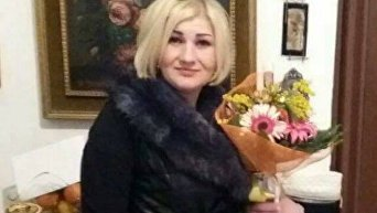 Гражданка Украины Оксана Яцкив