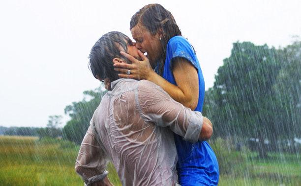 Дневник памяти. Поцелуй под дождем