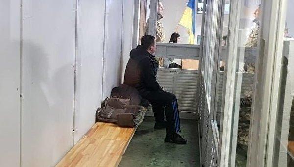 Шепелев в суде