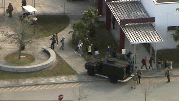 Стрельба в школе во Флориде