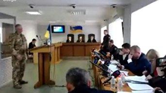 Бывший министр обороны Украины Михаил Коваль дал показания в суде по делу о госизмене Виктора Януковича
