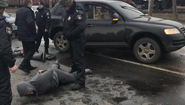 Задержаны киллеры покушавшиеся на бизнесмена вОдесской области