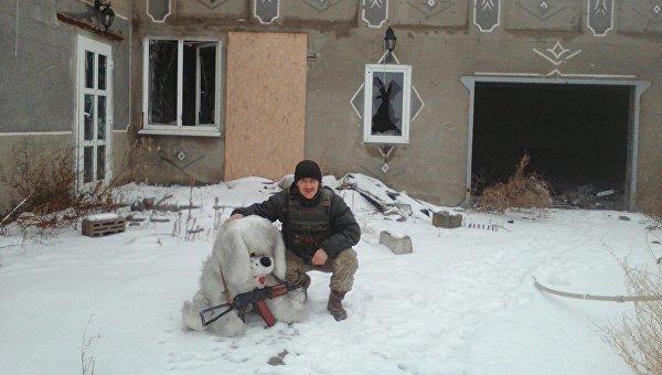 Фото морпехов, погибших в Широкино