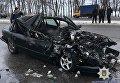 Смертельное ДТП в Харьковской области, Audi врезалась в фуру