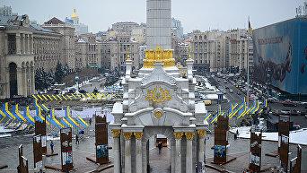 Майдан накануне юбилея революции