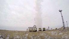 Испытания арктического ЗРК Тор-М2ДТ. Видео