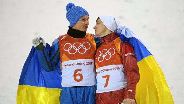 Олимпиада 2018. Фристайл. Мужчины. Лыжная акробатика