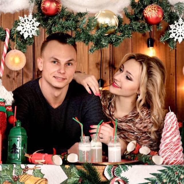 Александр Абраменко и Александра Орлова