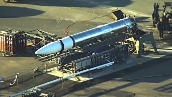 В Сети появилось видео с секретной американской ракетой. Видео