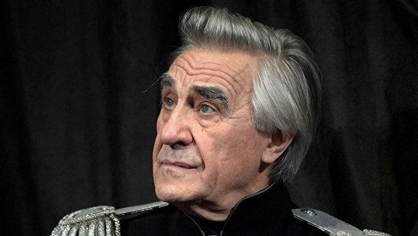 Актер Анатолий Васильев. Архивное фото
