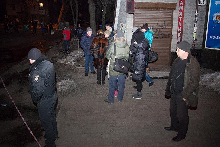Ночные коктейли Молотова: в Днепре неизвестные атаковали несколько залов игровых автоматов