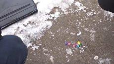 Киевлянин продавал воздушные шарики с наркотиками