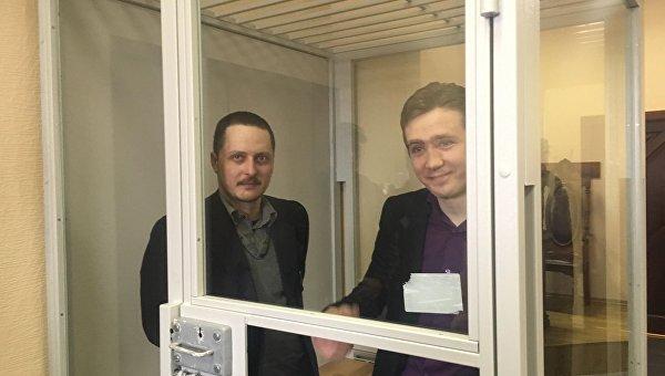 Суд столицы Украины освободил осужденных за«сепаратизм» корреспондентов ипостановил пересмотреть дело