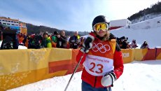 Элизабет Суэйни попала на Олимпиаду с помощью хитрости