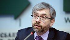 Заместитель регионального директора Amnesty International по Европе и Центральной Азии Денис Кривошеев. Архивное фото