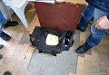 В Бахмуте полиция задержала мужчину с килограммом пластита