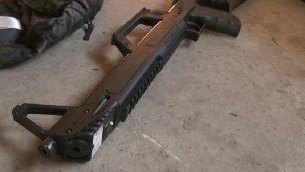 Под Запорожьем в полицейского стреляли из винтовки