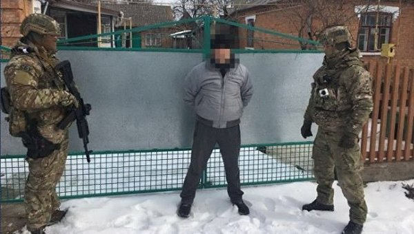 СБУ задержала криминального авторитета Азербайджана