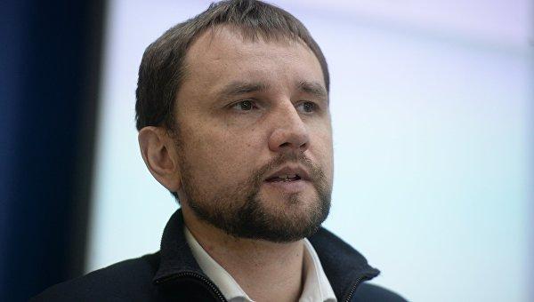 Глава Украинского института национальной памяти Владимир Вятрович