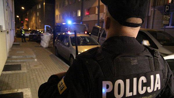 Полиция Польши. Архивное фото