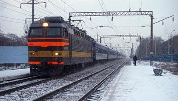 Поезд Укрзализныци
