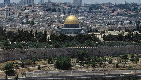 Израиль - Иерусалим