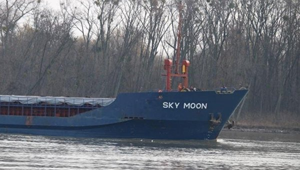 Танзанийское судно Sky moon