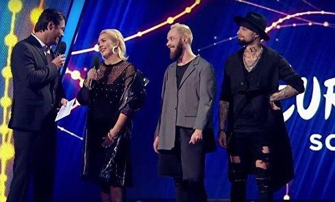 Финал отбора на Евровидение в Украине