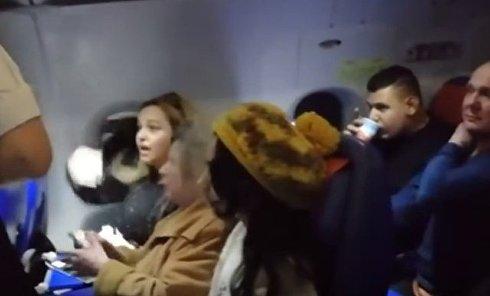 Жена депутата устроила скандал на борту рейса Москва - Бейрут